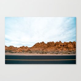 las vegas (four) Canvas Print