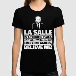 La Salle Funny Gifts - City Humor T-shirt