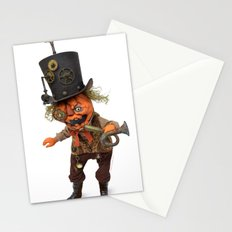 Rucus Studio Steam Punkin  Stationery Cards