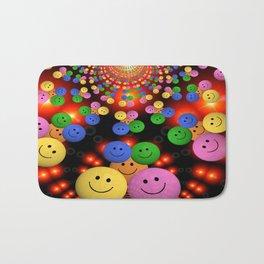 Smiley Bath Mat