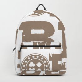 I'm A Big Deal Poker Gifts For Poker Players Backpack