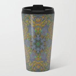 magic mandala 35 #mandala #magic #decor Travel Mug