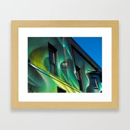 Bloor Street Framed Art Print