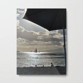 Heavens of Hawaii Metal Print