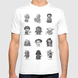 Star Kids Wars T-shirt