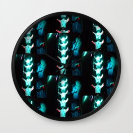 Major head loss Wall Clock