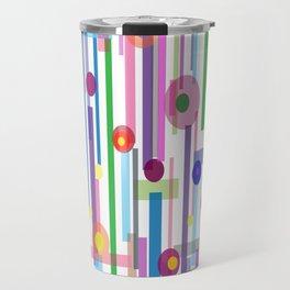 Plink (see also Plink Cherry and Plink Purple) Travel Mug