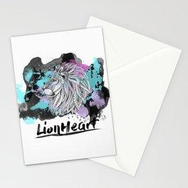 LionHeart Stationery Cards