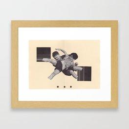 How Sweet Framed Art Print