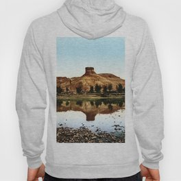 Green River, Wyoming, 1898 Hoody