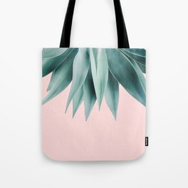Agave fringe - blush Tote Bag