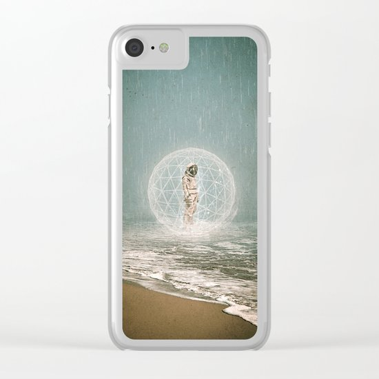 Tide Clear iPhone Case