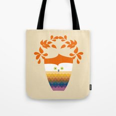 Trophy Owl Tote Bag