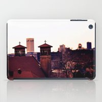 religion iPad Cases featuring Cleveland Religion by Toni Tylicki