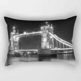 LONDON Tower Bridge Rectangular Pillow