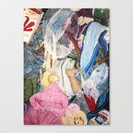 K act insure Canvas Print