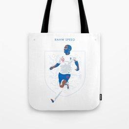 Raheem Sterling - Rahw Speed Tote Bag