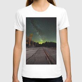 Northern Lights (Color) T-shirt