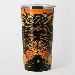 Winged God Monster Travel Mug