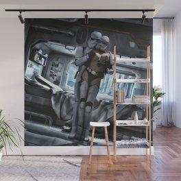 Sexy Sci-Fi 3 Wall Mural