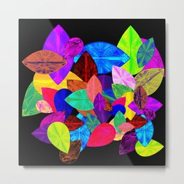 """Jewel_Toned"" Metal Print"