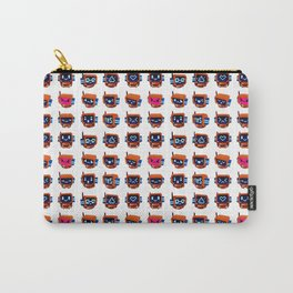 Voxie stickers pattern Carry-All Pouch