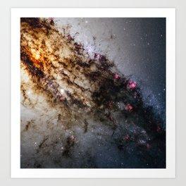 Spectacular Centaurus A Art Print