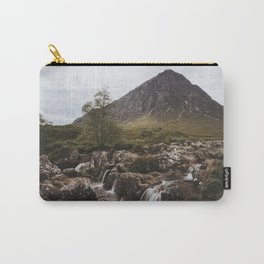 Famous Etive Mor - Landscape and Nature Photography Carry-All Pouch