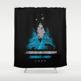 Shirokuma Shower Curtain