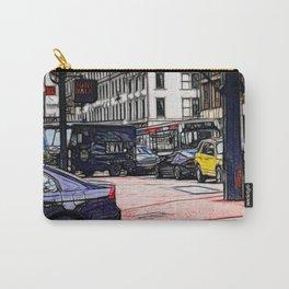 World War Z Street Scene Carry-All Pouch