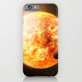 Outer Space Planetary — Sun iPhone Case
