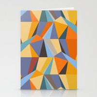metropolis Stationery Cards featuring Metropolis by Norman Duenas