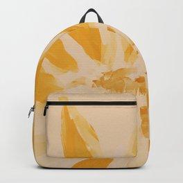 Sun Blooming Flower Backpack