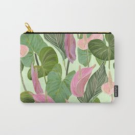 Lush Lily Carry-All Pouch