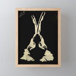 The rest Framed Mini Art Print