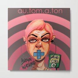 Automaton Metal Print