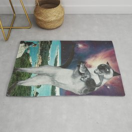 A Giant Catch Rug