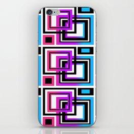 Rainbow Geometric iPhone Skin