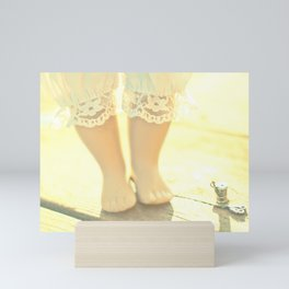 Alice's Escapades ~ Alice & The Thread Mini Art Print