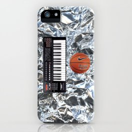 Carmelo Anthony & Grimes Blind Date Rainforest Cafe Leftovers 2014 iPhone Case