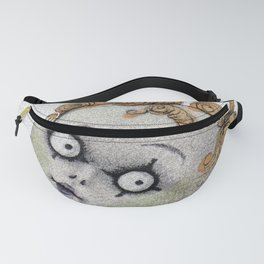 The Zombie Games (boy) Fanny Pack