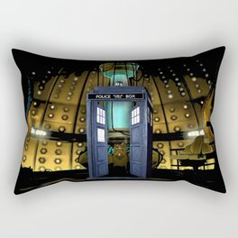 Tardis Inside Rectangular Pillow