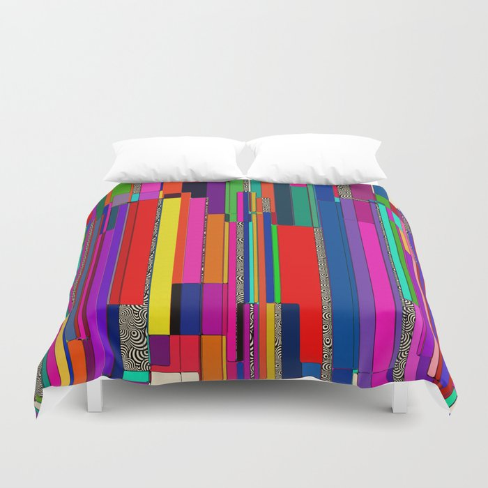 Layer Up Duvet Cover