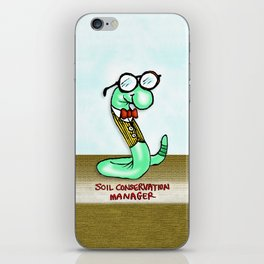 Soil Conservation Manager iPhone Skin
