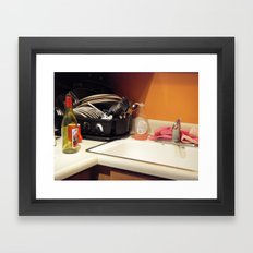 Living Still Life Framed Art Print