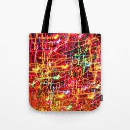 Neon Neon 4 Tote Bag