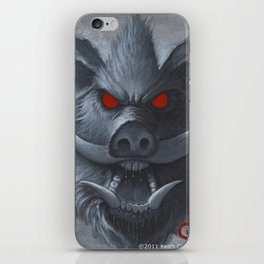 Legion iPhone Skin