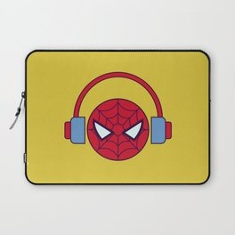 Spider-man Homecoming Minimalist Poster - Headphones Laptop Sleeve