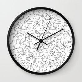 Free the Nipple Wall Clock