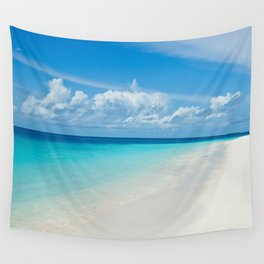 The Maldives' Blue Wall Tapestry